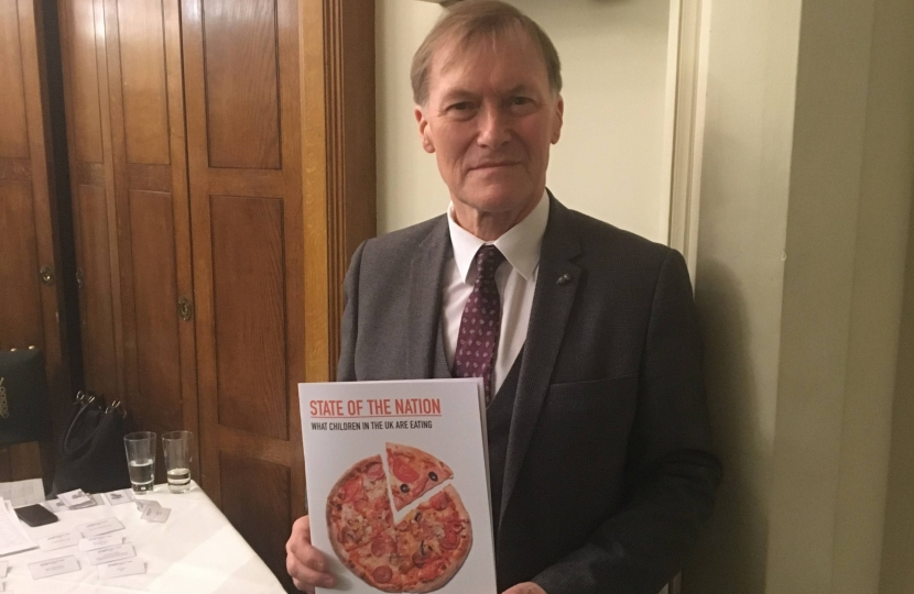 Healthy diets campaign receives backing of Southend MP