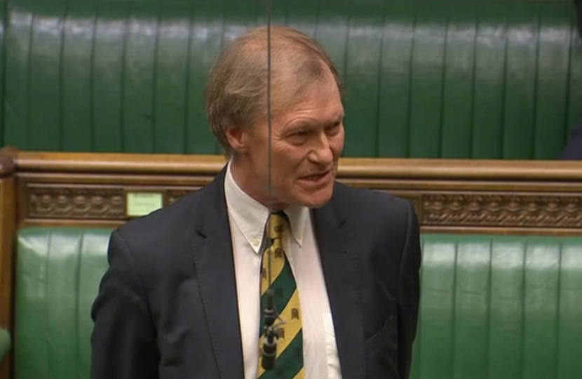 Southend West MP seeks debate on the Persecution of Christian