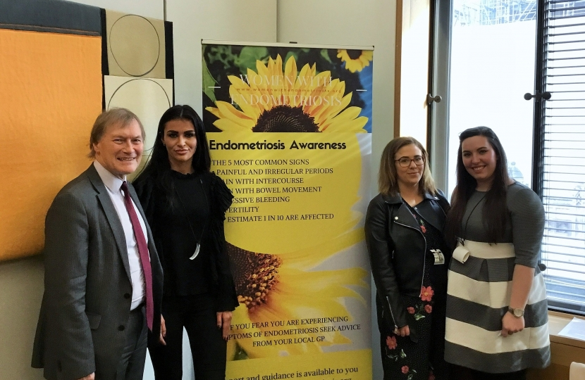 APPG on Endometriosis launch