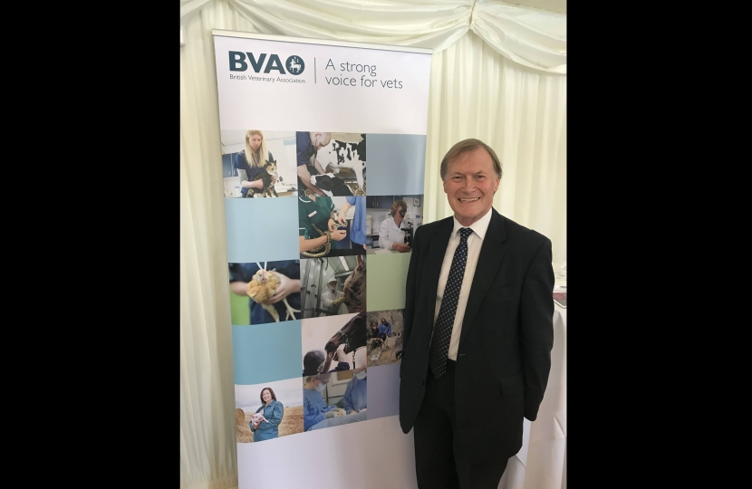 BVA Reception