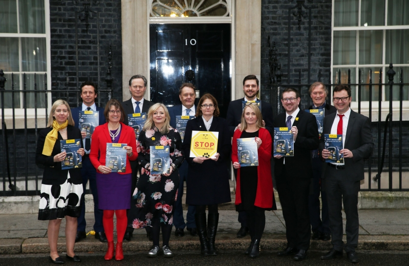 Dogs Trust Downing Street